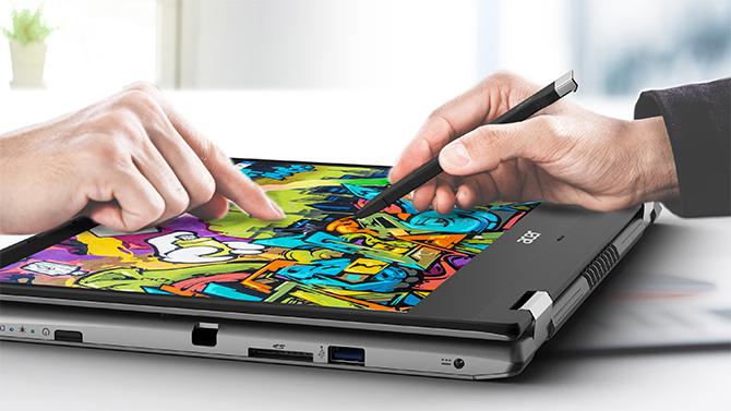 تقدم شركة أيسر خطين جديدين لجهاز Chromebook وتعلن عن لعبة Spin 3 الجديدة 4