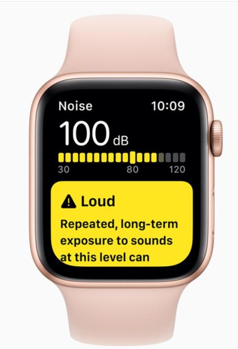 إضافة الضوضاء التطبيق