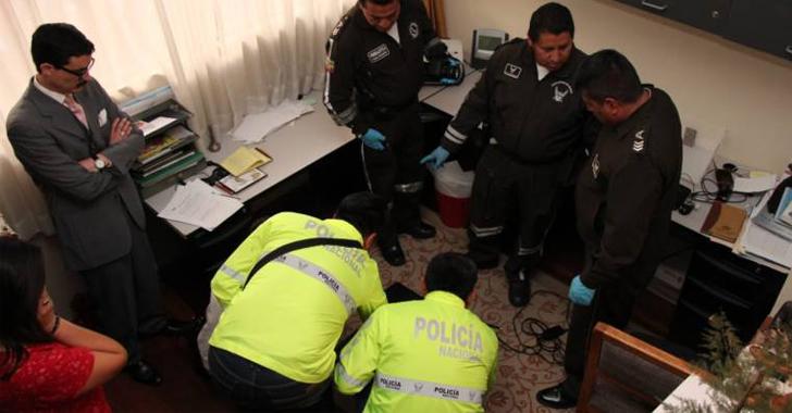 القبض على ويليام روبرتو جي في قضية خرق بيانات إكوادور