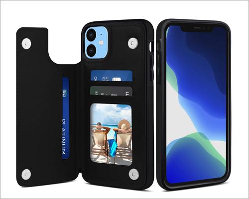 محفظة هاتف Venoro iPhone 11