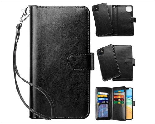 Vofolen Wallet Case for iPhone 11