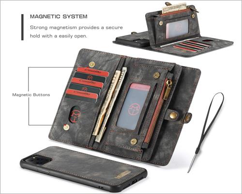 SXTBMR iPhone 11 Wallet Case