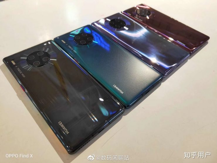 Huawei Mate 30 Pro و Huawei Mate 30