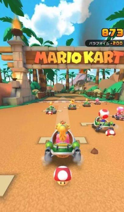 ▷ يأتي Mario Kart Tour إلى Android و iOS الأسبوع المقبل 1