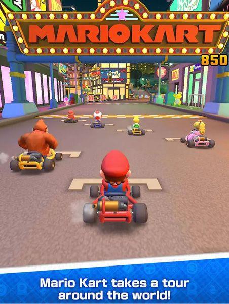 ▷ يأتي Mario Kart Tour إلى Android و iOS الأسبوع المقبل 2