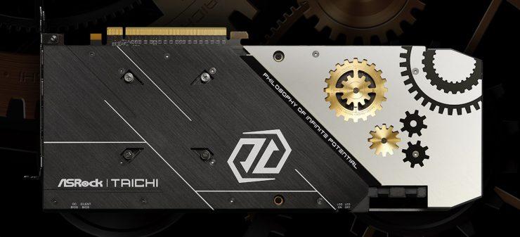 آسروك Radeon RX 5700 XT Taichi X
