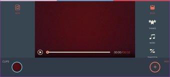 الجمع بين أشرطة الفيديو أندرويد 1