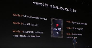 تأتي أجهزة سلسلة Mate 30 مع جهاز Kirin 990 SoC الجديد في المنزل (مؤتمر صحفي بتاريخ 19.09.19 في ميونيخ)   (ج) Areamobile
