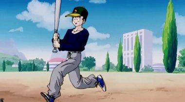 هذه هي لعبة البيسبول الصغيرة في دراغون بول زد: كاكاروت 3