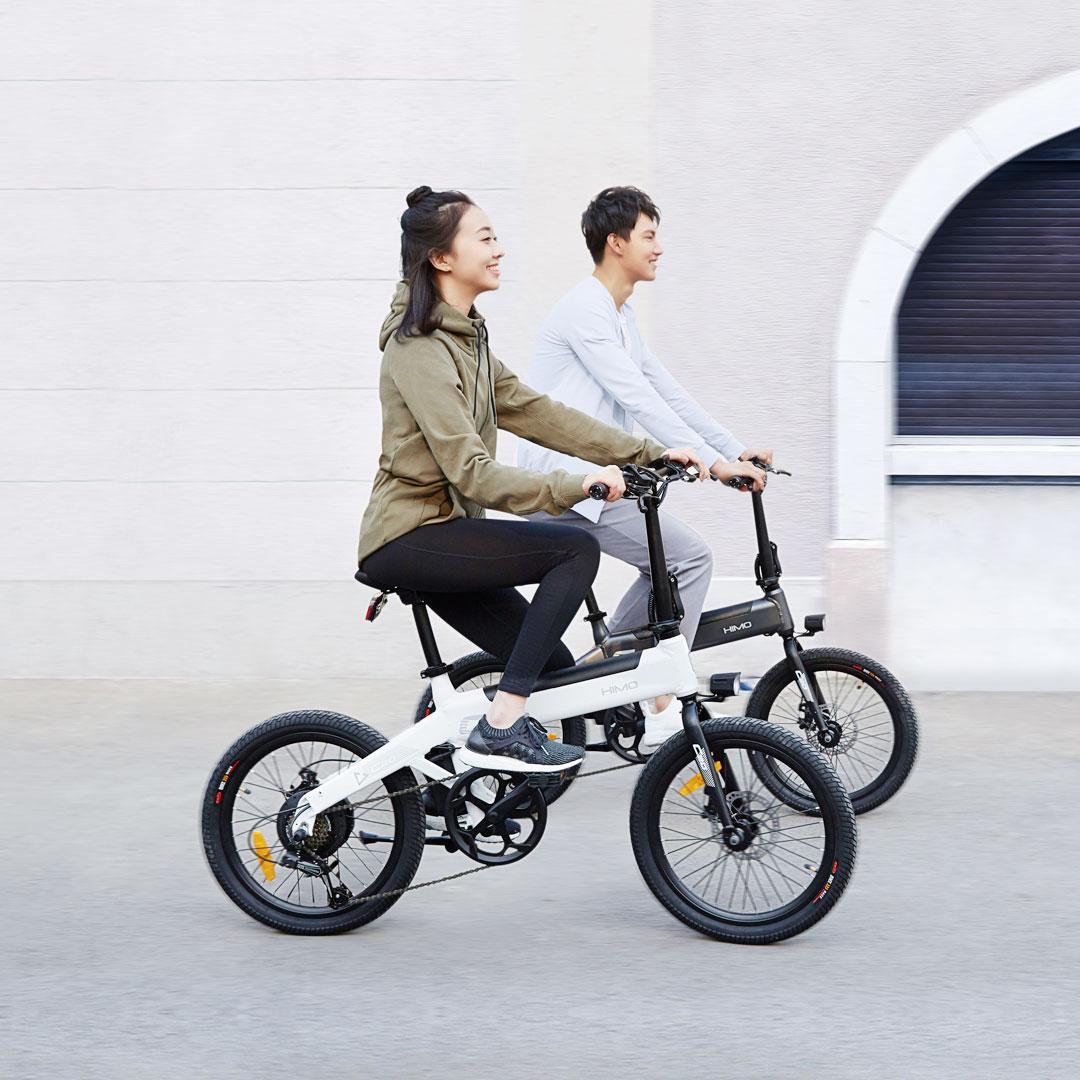 Xiaomi Himo C20 عبارة عن دراجة كهربائية ذات نطاق 80 كم وسعر رائع + تسليم من مستودع الاتحاد الأوروبي 1