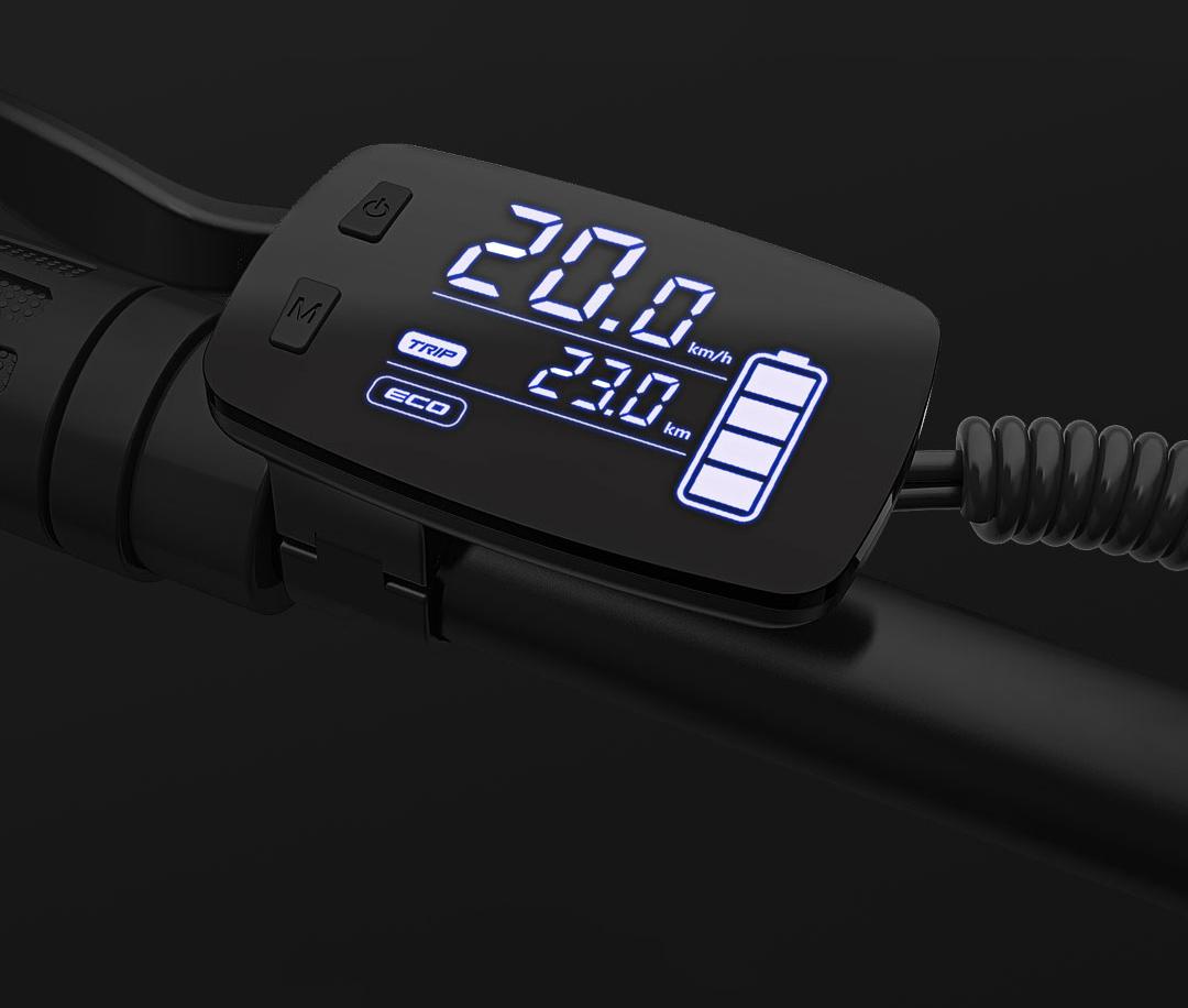 Xiaomi Himo C20 عبارة عن دراجة كهربائية ذات نطاق 80 كم وسعر رائع + تسليم من مستودع الاتحاد الأوروبي 3