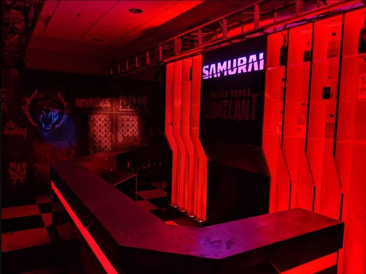 Cyberpunk 2077s E3 2019 كشك يشبه شريط المستقبل - صورة رقم 5