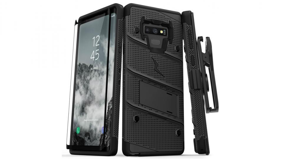 الأفضل Note 9 حالة: حماية سامسونج الجديد الخاص بك Galaxy Note  9 مع أفضل الحالات من 3 جنيه استرليني 4