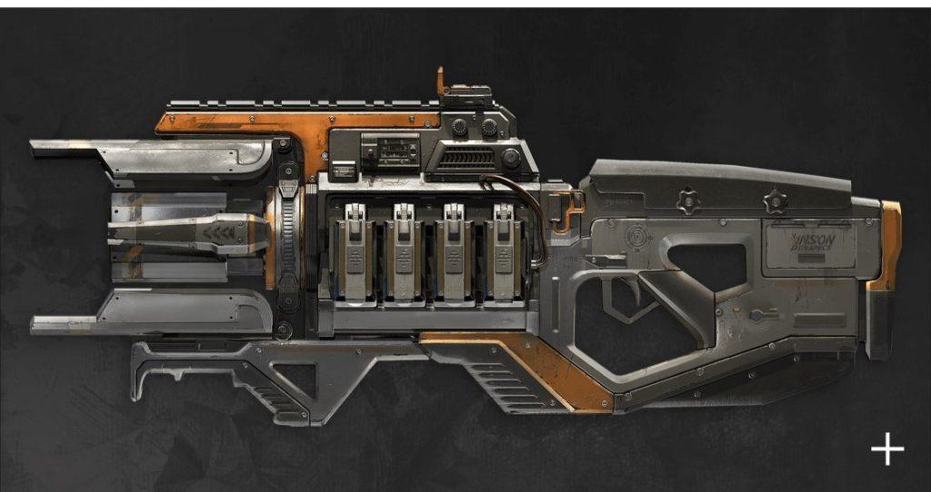كل ما نعرفه عن Charge Rifle الجديد في Apex - Application Gratuite 1