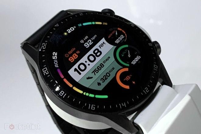 مراجعة Huawei Watch GT 2 الأولية: نفس البطارية لمدة أسبوعين ، تعمل دائمًا الآن 1