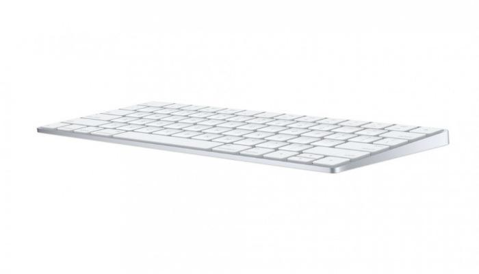 Apple  لوحة المفاتيح اللاسلكية التلفزيون