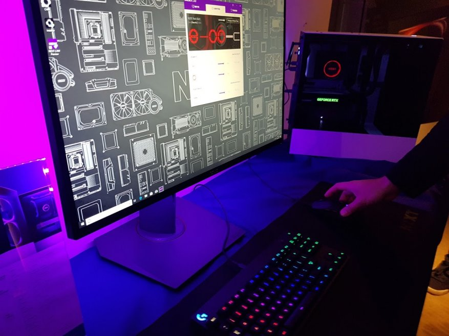 حالات NZXT الجديدة في Computex 2019 مباشرة: ما الجديد والانطباعات 2