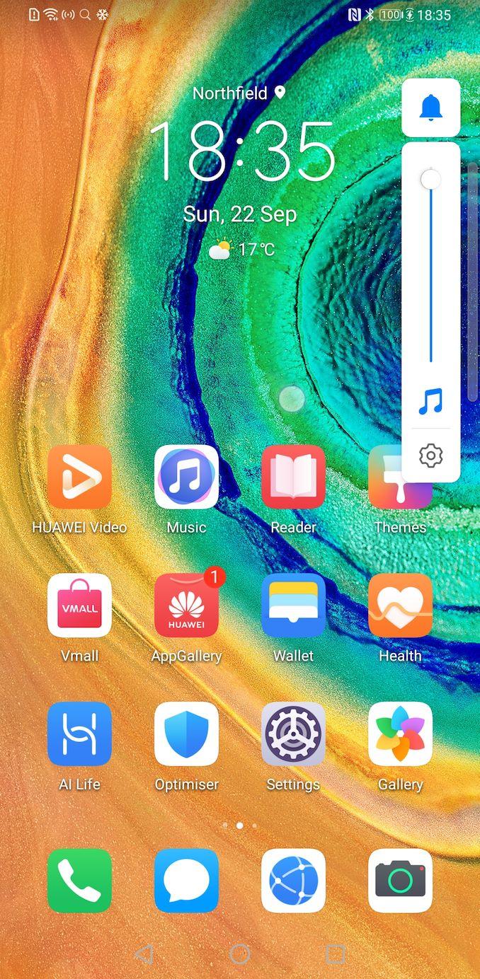 يوم مع Huawei Mate 30 Pro: اختبارات Kirin 990 و 7680 FPS 3