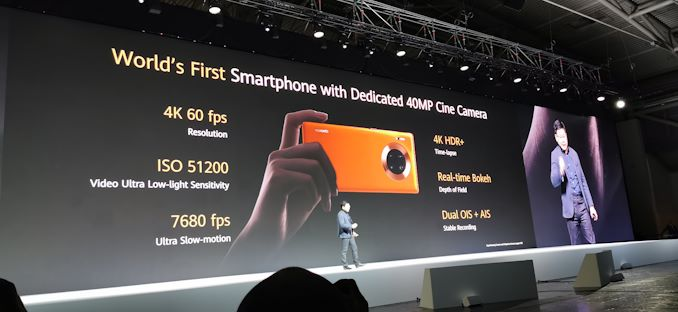 يوم مع Huawei Mate 30 Pro: اختبارات Kirin 990 و 7680 FPS 10