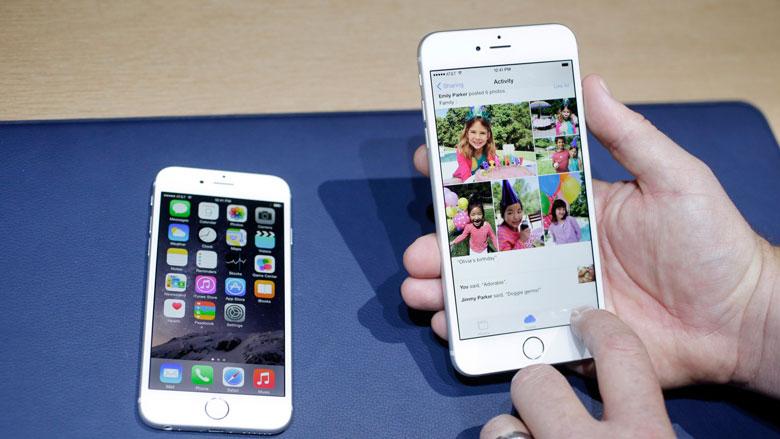 وصول iPhone 6 يجعل مستخدمي Samsung يبيعون منتجاتهم smartphones 2