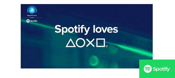 استمع إلى مقاطع الموسيقى المفضلة لديك على PlayStation 4