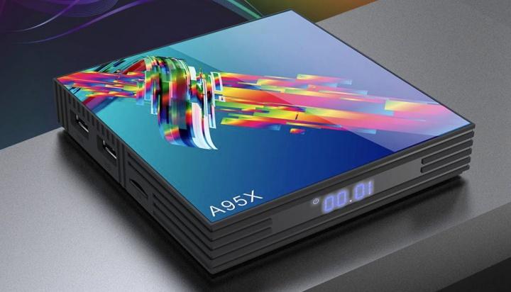 قم بتغيير الطريقة التي تشاهد بها التلفزيون - احصل على Android TV Box 1