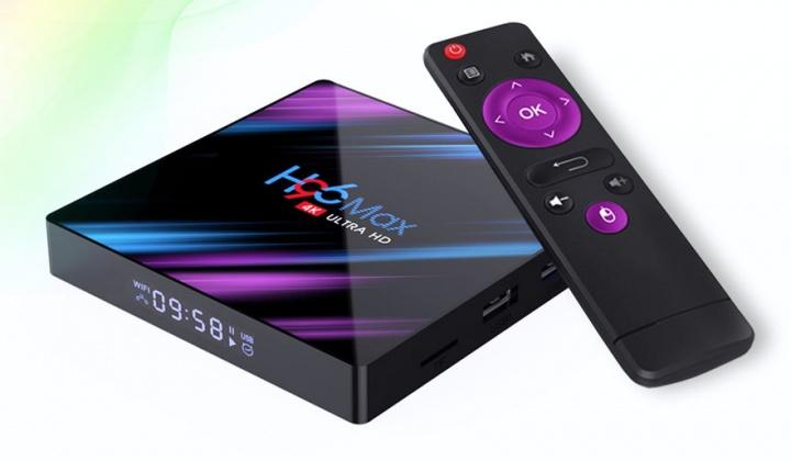 قم بتغيير الطريقة التي تشاهد بها التلفزيون - احصل على Android TV Box 3