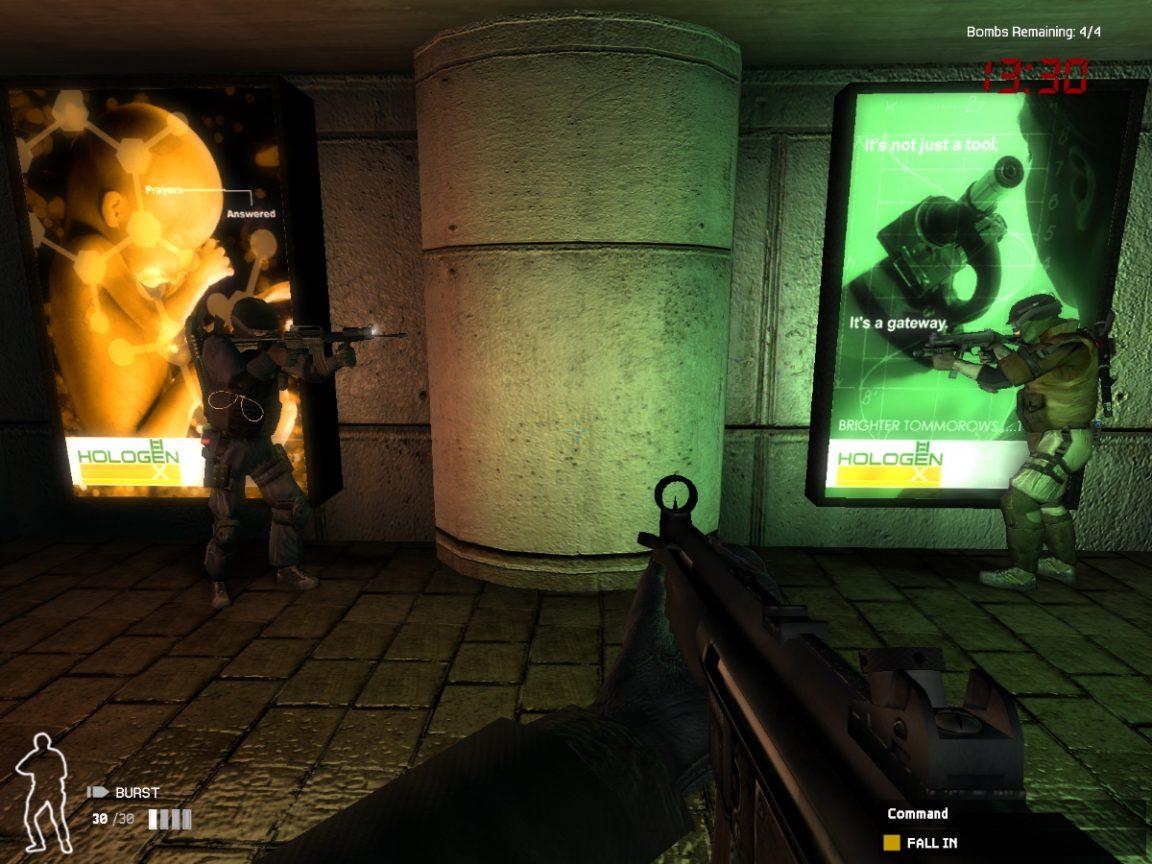 قام مدير Borderlands 2 بتصوير لعبة أخرى رائعة لا تقدر بثمن وهي SWAT 4 3