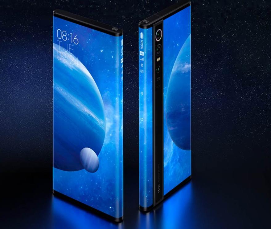 Xiaomi Mi MIX Alpha: كاميرا بدقة 108 ميجا بكسل وشاشة بكامل هيكلها تقريبًا وسعر يفوق سعر جهاز iPhone 2