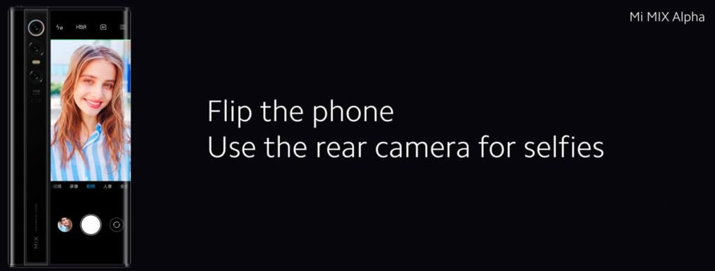 Xiaomi Mi MIX Alpha: كاميرا بدقة 108 ميجا بكسل وشاشة بكامل هيكلها تقريبًا وسعر يفوق سعر جهاز iPhone 3