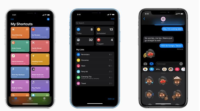 Apple  تنزيل iOS 13.1 و iOS 13.1 وتحديث iOS 13 وتثبيت تحديث iOS 13.1 وحجم تحديث iOS 13.1 وإصلاحات iOS 13.1