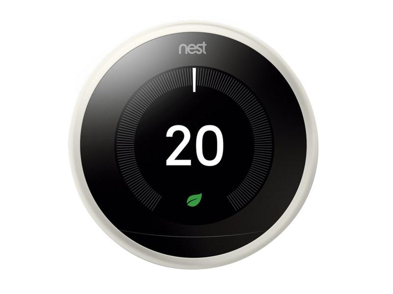 جوجل عش تعلم الحرارة الذكية
