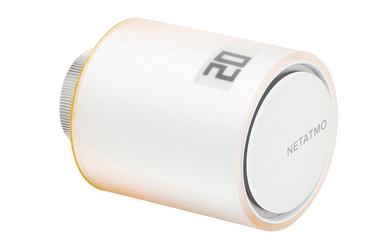 صمام ذكي إضافي ل Netatmo المبرد بواسطة ستارك