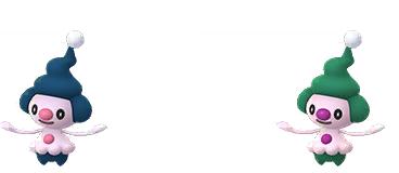 بوكيمون الذهاب جديد لامعة بوكيمون أكتوبر 3