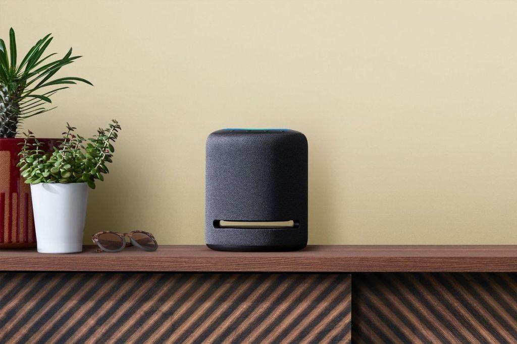 Amazon  حدث الأجهزة 2019 - Echo Studio