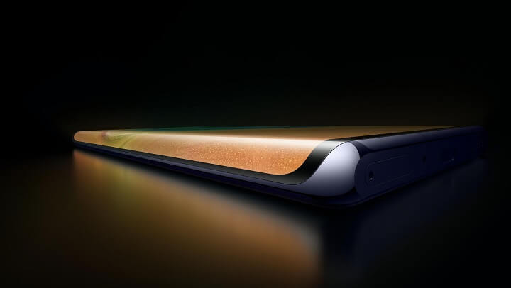 Image - Huawei Mate 30 Pro رسمي: 4 كاميرات ، وشاشة Huawei Horizon والحفاظ على الشق