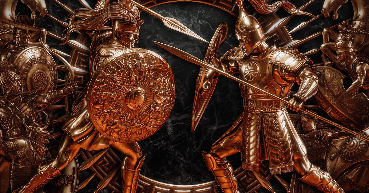 A Total War Saga: Troy: أول تفاصيل اللعب والصور 1