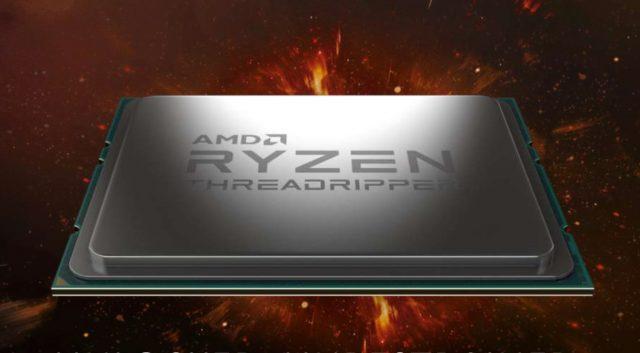 AMD تؤجل 3rd Gen Threadripper ، 16 كور Ryzen 9 3950X حتى نوفمبر 1