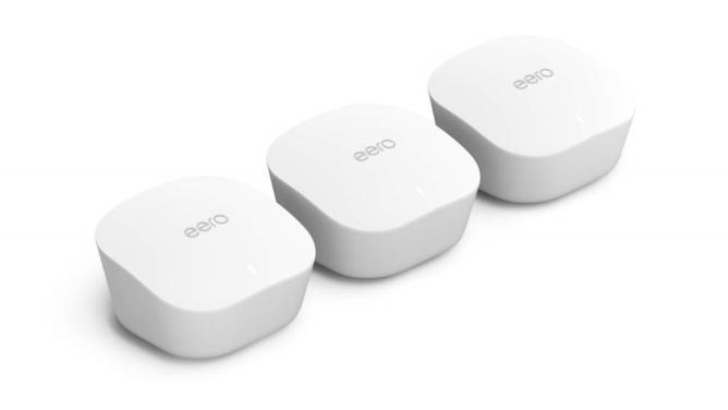 AmazonEero و Ring المملوكة من قبل تطلقان شبكة Wi-Fi جديدة للشبكات ، وكاميرات أمنية بأسعار مميتة 1