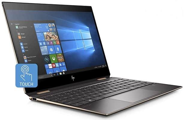 HP Specter x360 13-ap0003ns: analysis