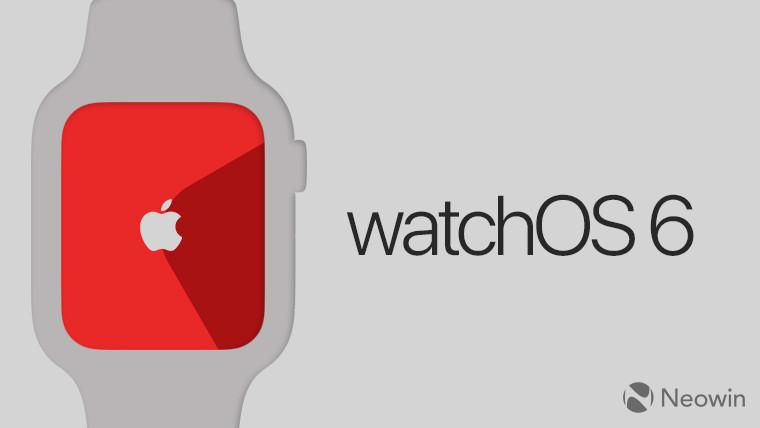 Apple تطلق أول إصدار تجريبي من مطور watchOS 6.1 ، ونسخة تجريبية جديدة من نظام التشغيل MacOS 1