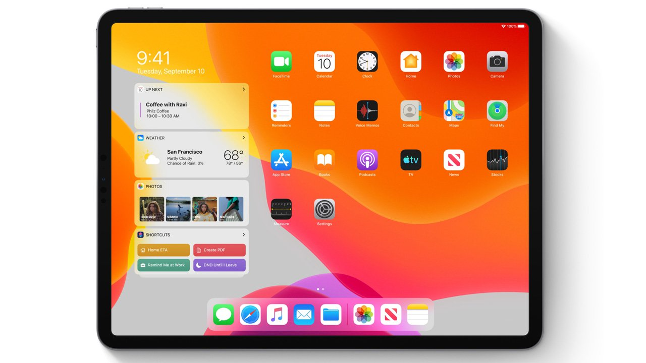 Apple يشحن iOS 13.1 و iPadOS 13.1 1