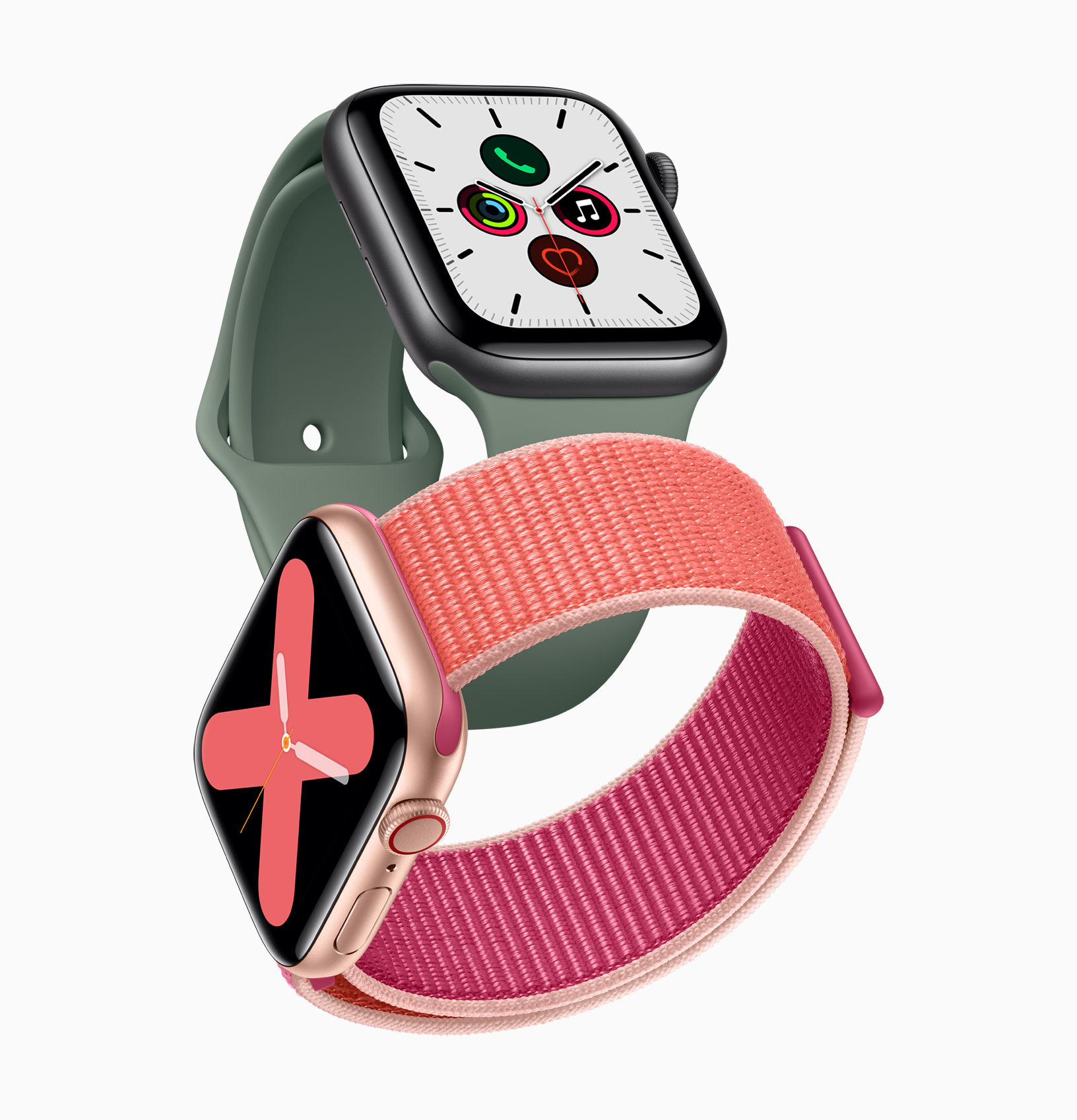 Apple Watch السلسلة 5 مع عرض Always On Retina ، تبدأ الأسعار من 40900 روبية 1
