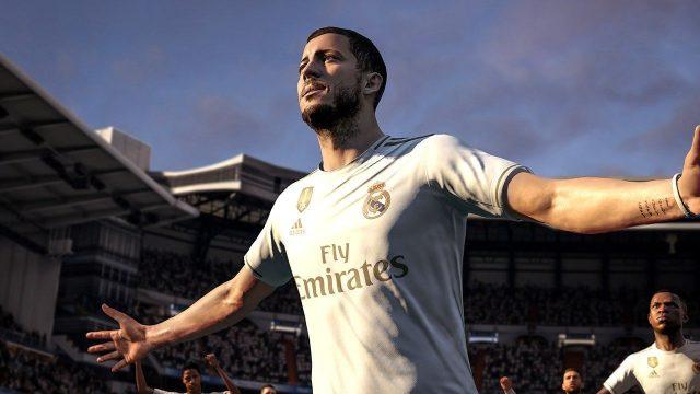 خطأ في تنزيل تطبيق FIFA 20 EA