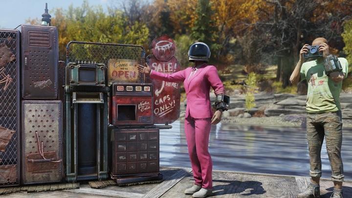 Future Fallout 76 - Battle Royale، NPCs، Free Week - picture # 1