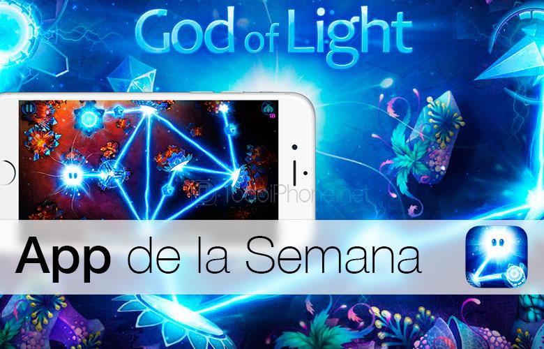 God of Light - تطبيق الأسبوع على iTunes 1