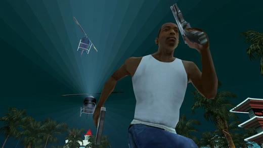Grand Theft Auto: San Andreas ، متوافق مع iPhone 6 و iPhone 6 Plus 2
