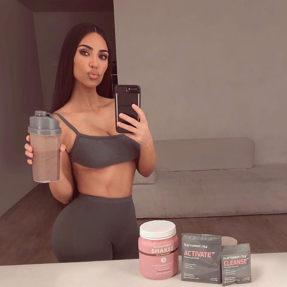 Instagram  يحظر أخيرًا مشاهير مثل كيم ك من جلد منتجات الحمية والجراحة التجميلية للمراهقين