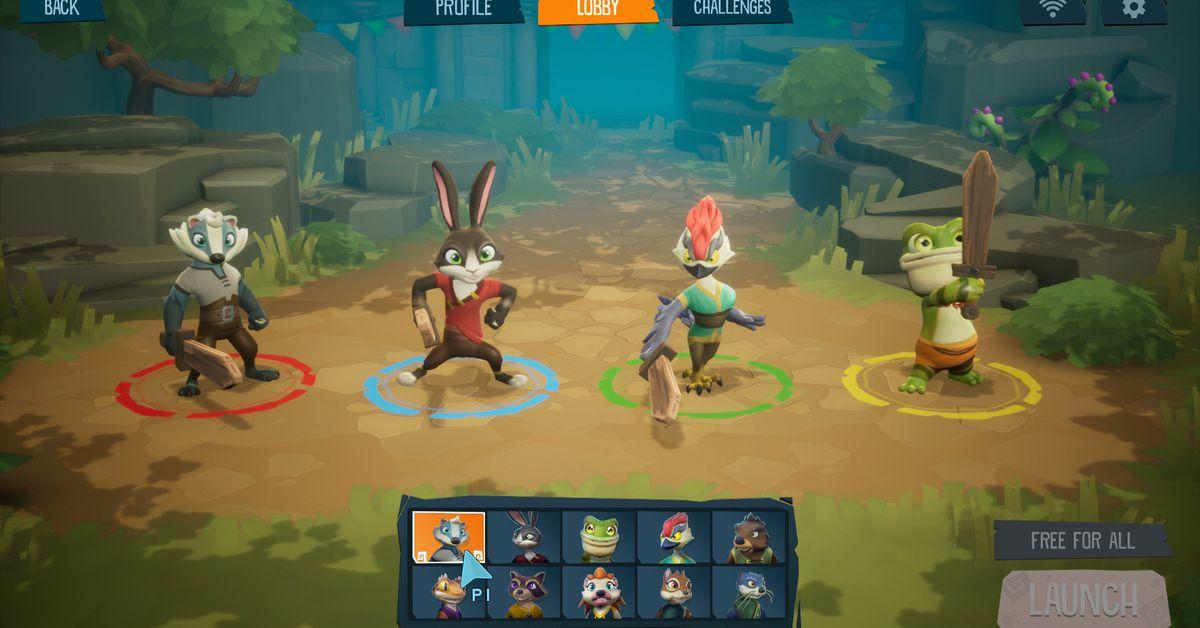 ReadySet Heroes عبارة عن لعبة محصنة متعددة اللاعبين جذابة ومثيرة 1