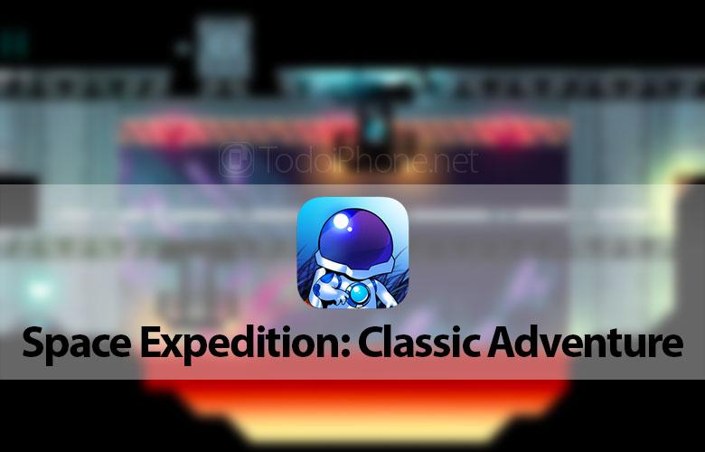 Space Expedition: مغامرة كلاسيكية متوفرة لأجهزة iPhone و iPad 1